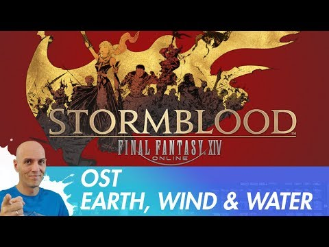 FFXIV OST  Earth, Wind and Water  Kompass der Schwalbe  The Swallows Compass