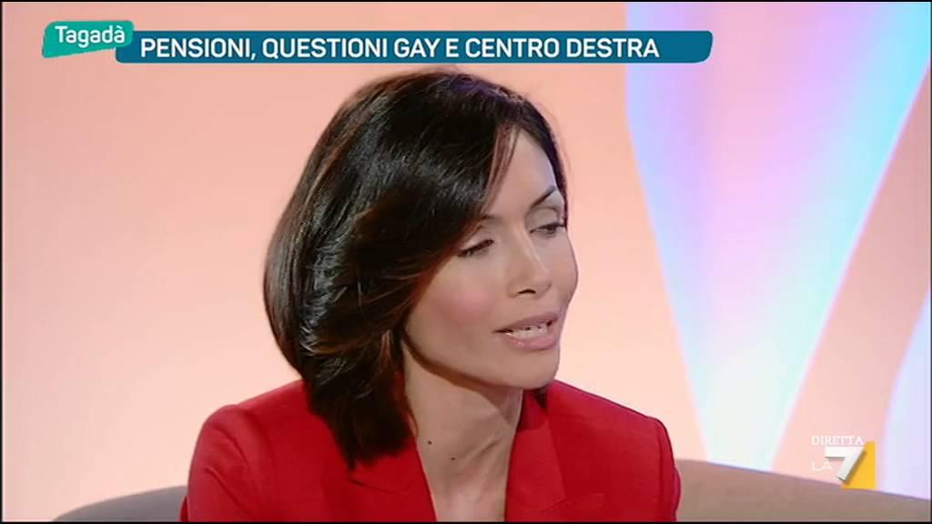 Pensioni, Questioni Gay E Centro Destra. Risponde Mara Carfagna