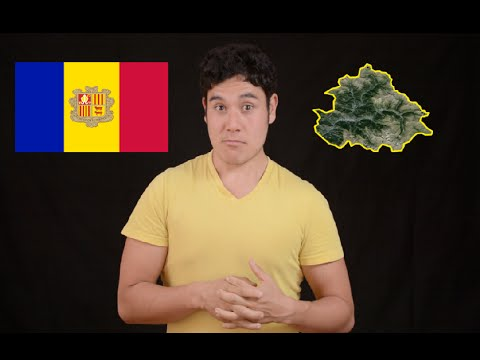 Geography Now! Andorra