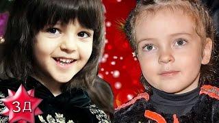 ДЕТИ ФИЛИППА КИРКОРОВА: Мартин и Алла_Виктория на новогоднем утреннике в детском саду