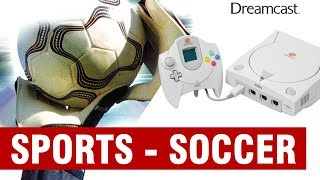 All Dreamcast Soccer Games Compilation - Every Game (US/EU/JP)