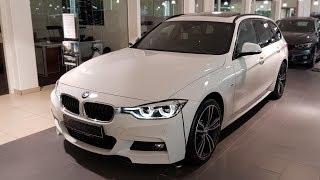 2018 BMW 340i xDrive Touring Modell M Sport   -[BMW.view]-