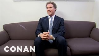 "CONAN.XXX Presents: Will Ferrell In ""Big Dick, Little Chicks"" - CONAN on TBS"