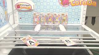Toreba Win [Mitchirineko - Clear Keychain Mascot A]!!