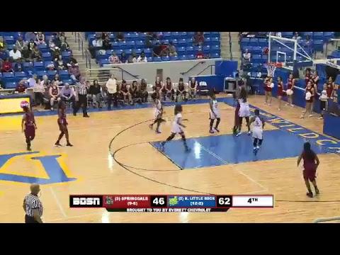 Arkansas 7A Girls State Basketball | Springdale vs. North Little Rock