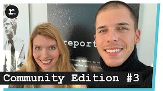 reporter Community-Edition #3: Wir wollen eure Meinung!