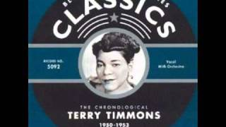 Terry Timmons Evil Eyed Woman (RCA VICTOR 20-5227) (1952)