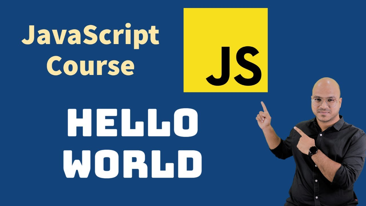 #1 Getting Started   JavaScript Tutorial for Beginners