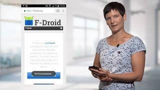 Apps aus .apk-Datei installieren (Android)