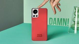 Samsung Galaxy S22 - AMD in AC…