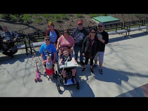 Friends at Washington Park Cincinnati