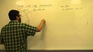 Lecture 13. Summary of unconstrained optimization. Optimization with constraints