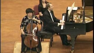 Rachmaninov Cello Sonata Natalia Gutman & Viacheslav Poprugin