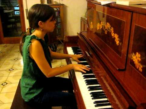 Tonight tonight by Smashing Pumpkins Piano Cover