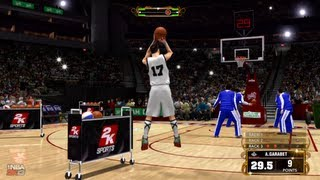 NBA 2k13 Career Mode - 3 Point Contest Ep.39