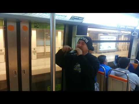 Omega Rap Metro de Santiago