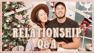 Updated Relationship Q&A - Vlogmas Day 8   LOVE BY LAUR ♡