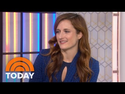 Grace Gummer Prepped For 'Mr. Robot' By Watching 'Housewives'  TODAY