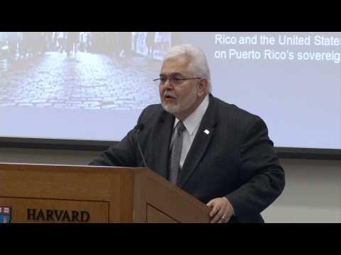 Panel III: The Future Status of Puerto Rico