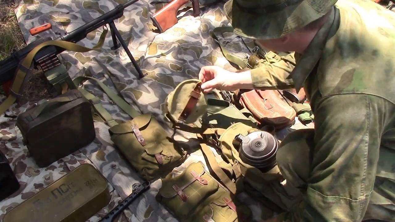 Infantryman's guide PART II Enemy gear & equipment