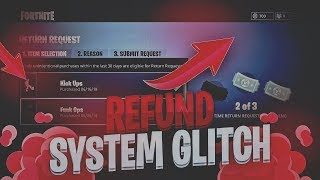 *NEW* How To Get Unlimited Refunds For FREE Fortnite VBucks! Fortnite Battle Royale (WORKING)