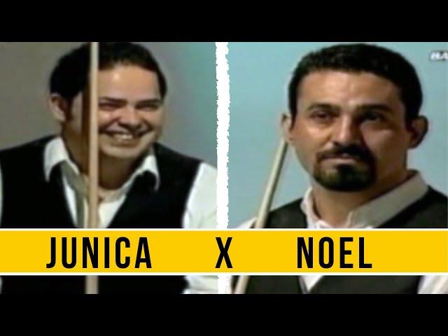 Noel x Junica - Regra Brasileira 2003