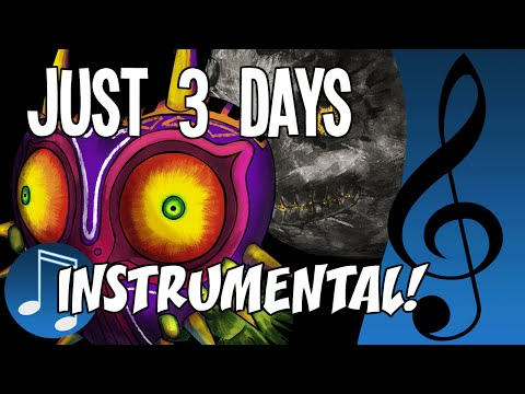 Just 3 Days - Instrumental by MandoPony | Legend of Zelda