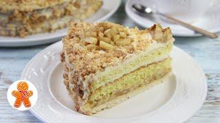 Торт Рижский Очень Нежный и Вкусный Торт