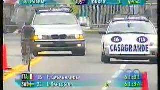 Video 1996 Atlanta Olympic Games Men's Time Trial Part 2 559 download MP3, 3GP, MP4, WEBM, AVI, FLV Agustus 2018