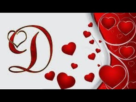 D Letter Whatsapp Status D Name Status Video Youtube