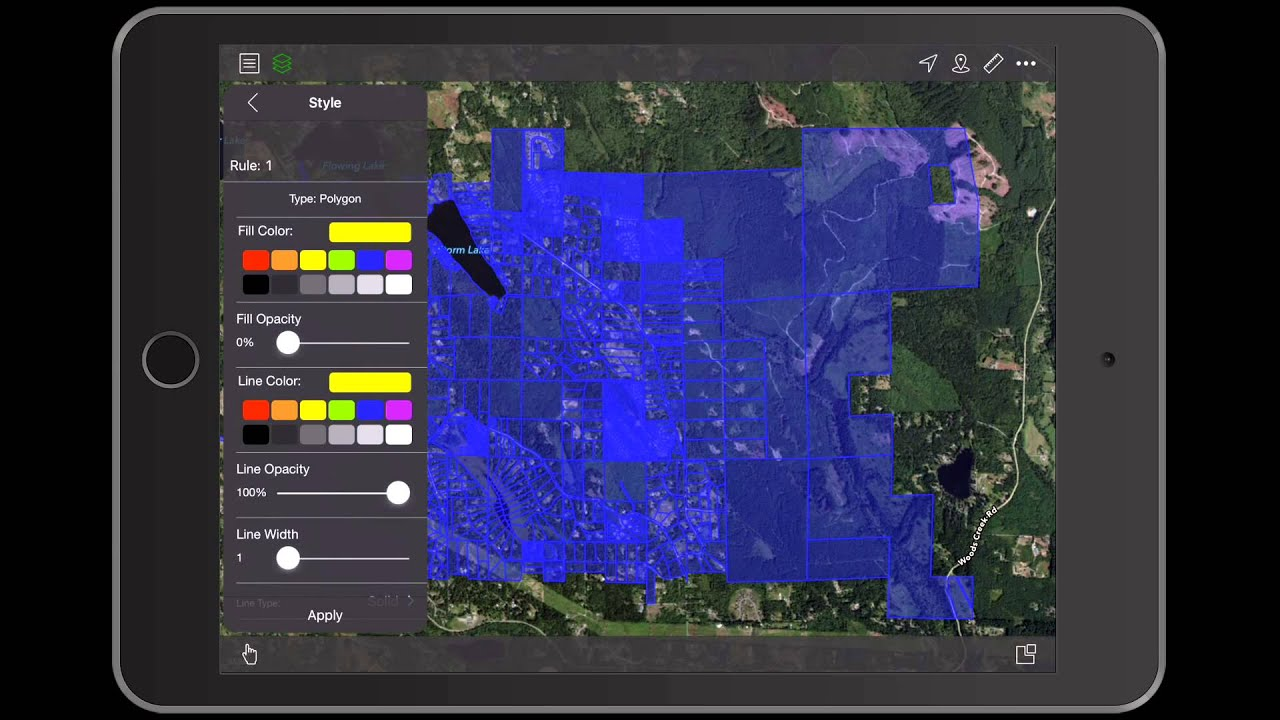 Wolf-GIS APEX - The Pinnacle of Mobile Mapping Data Tools and Storage