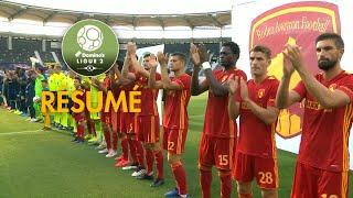 Rodez Aveyron Football - Paris FC ( 2-1 ) - Résumé - (RAF - PFC) / 2019-20