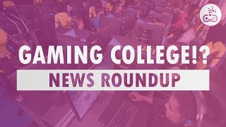 GO TO COLLEGE FOR GAMING + Metroid Prime 4 News!? Game Oasis - Weekly Gaming News Roundup