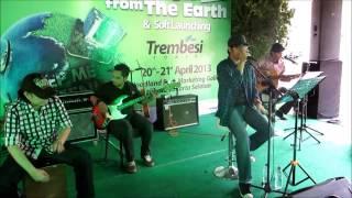 Sang Pemimpi - Gigi (The Mind Charger Live acoustic cover) Band Akustik Jakarta