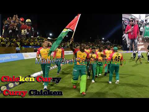 Mahendra Ramkellawan - Chicken Curry/Curry Chicken 2019/2020 New