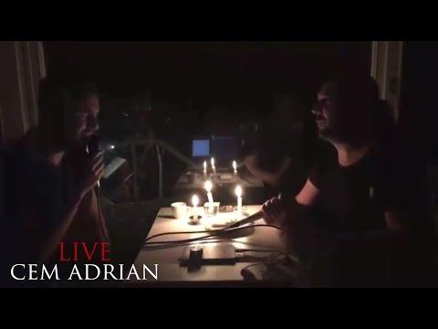 Cem Adrian & Halil Sezai - Ben Bu Şarkıyı Sana Yazdım (Live - Mum Işığında Şarkılar)
