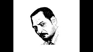How to Draw Nana Patekar face pencil drawing step by step