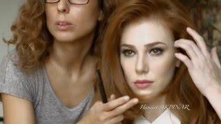 Elçin SANGU İstanbul Life Makyajı | Hamiyet AKPINAR