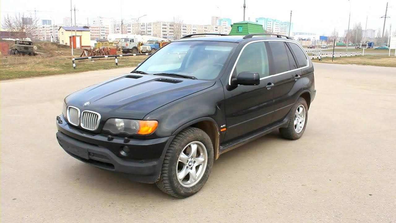 2002 bmw x5 e53 start up engine and in depth tour. Black Bedroom Furniture Sets. Home Design Ideas