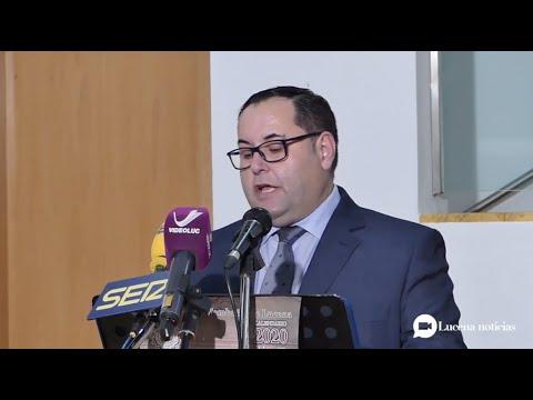 VÍDEO: Presentación del Calendario de la Hermandad de Tambores de Lucena a cargo de Francis Díaz (Completa)