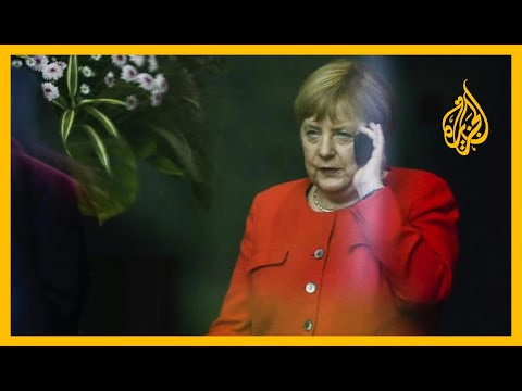المستشارة الألمانية أنغيلا ميركل تستأنف عملها من مقر الحكومة بعد انتهاء فترة عزلها المنزلي????  - نشر قبل 2 ساعة