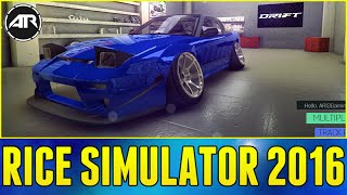 RICE SIMULATOR 2016!!! - Drift Streets Japan Gameplay