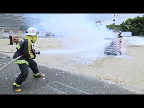 Eco-friendly Firefighting Foam