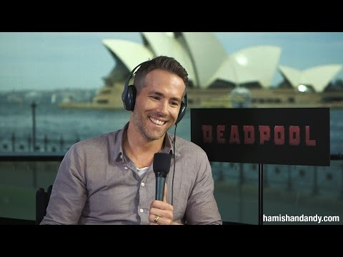 Ryan Reynolds Does Impression of Ryan Reynolds