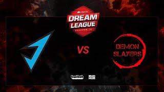 J.Storm vs Demon Slayers, DreamLeague S12, bo3, game 3 [Jam \u0026 Mortalles]