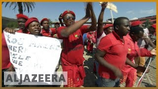 🇿🇦 South Africa's opposition EFF rises in polls l Al Jazeera English