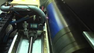 Изготовление печатных форм методом прямого экспонировани(Печатные элементы на форменных пластинах образуются с помощью засветки пластин лазерным лучом и последующ..., 2014-02-24T14:03:27.000Z)