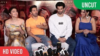 UNCUT - Kalank Movie Special Interview | Alia Bhatt, Varun Dhawan, Sonakshi Sinha, Aditya Roy Kapoor