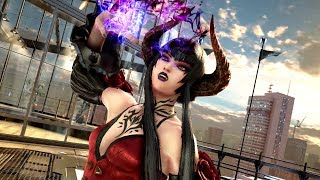 Tekken 7 - All Rage Arts (Finisher Moves) - All Characters