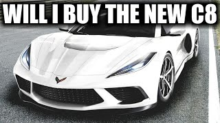 The 2020 C8 Mid Engine Corvette Will Be Epic